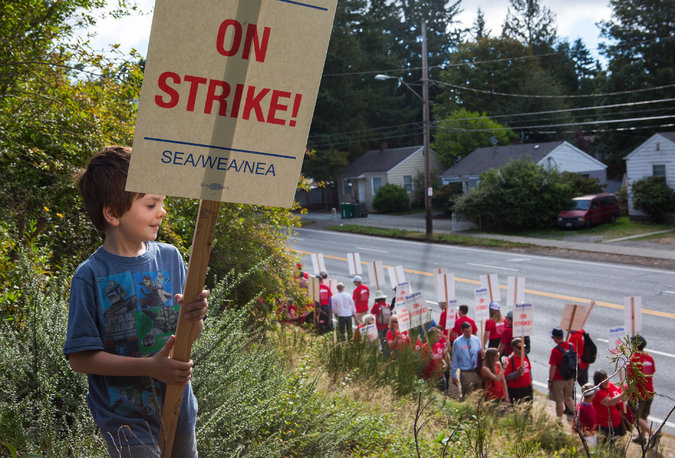 Seattle Teachers Strike: Revolution AND Reform