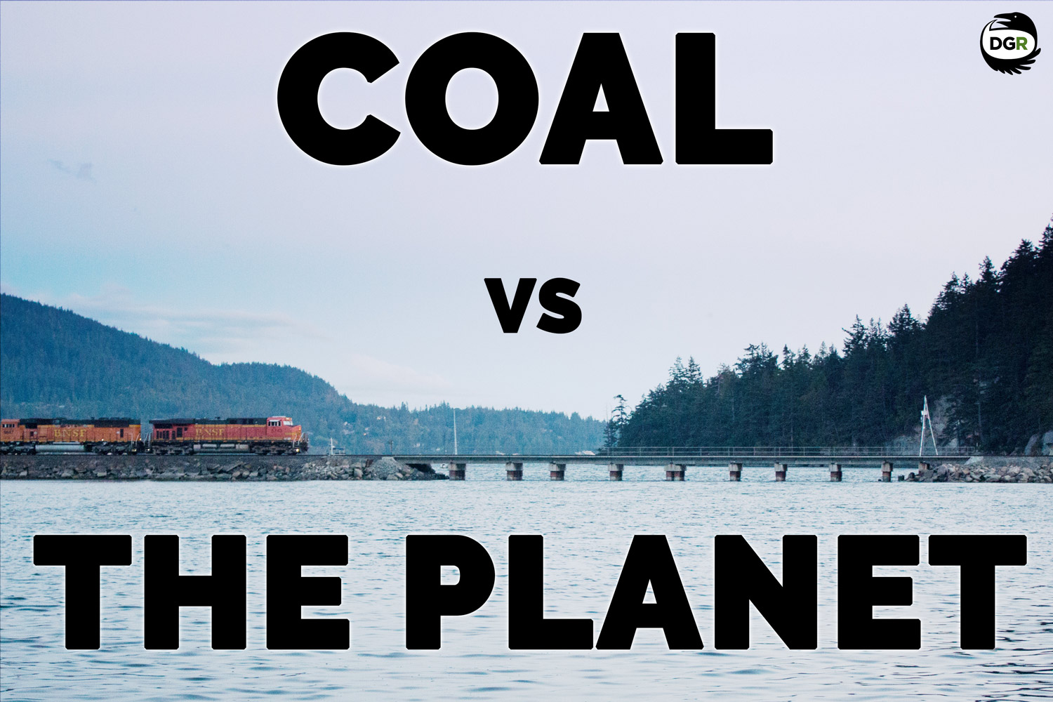 coal versus the planet